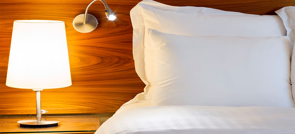 Almohada de Hotel