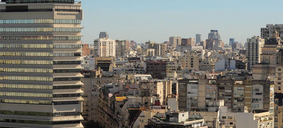 Barrio La Recoleta en Buenos Aires
