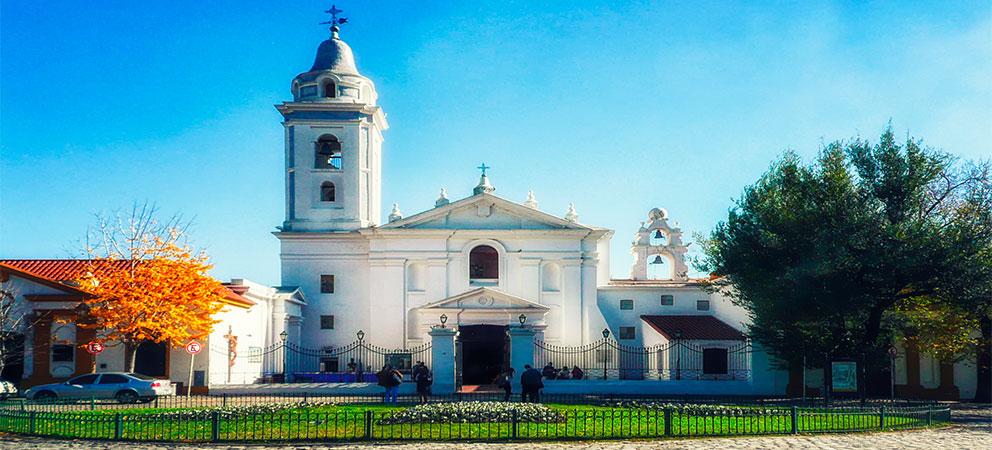 Basilica Nuestra Señora del Pilar en Buenos Aires