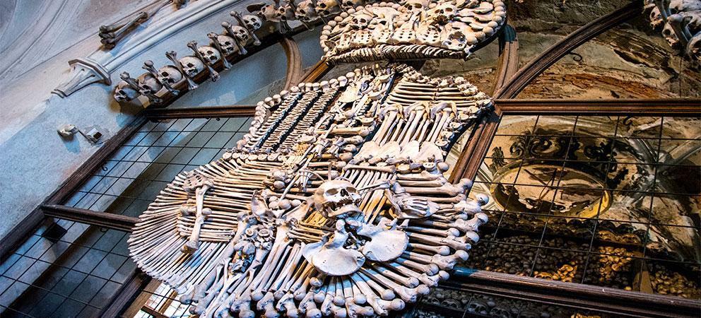 Capilla de los Huesos en Kutna Hora