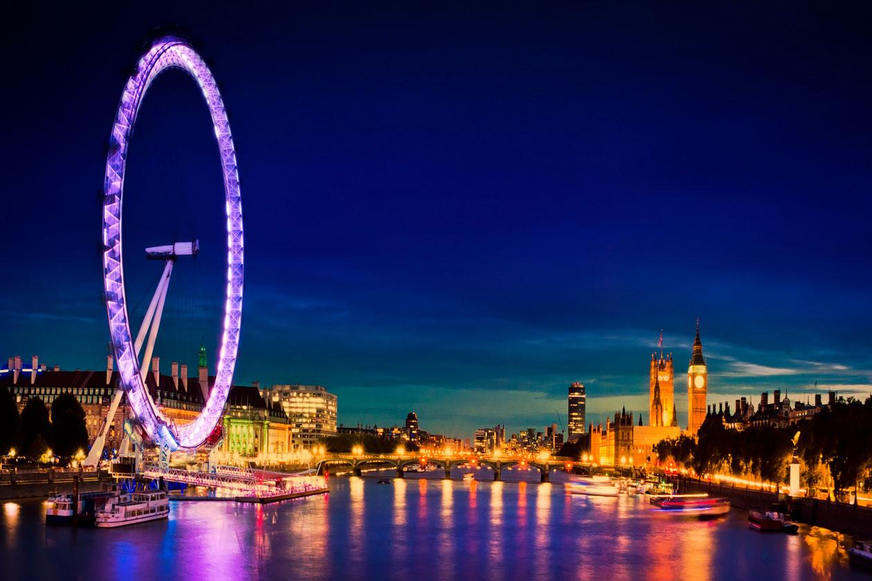 Pasear por Londres
