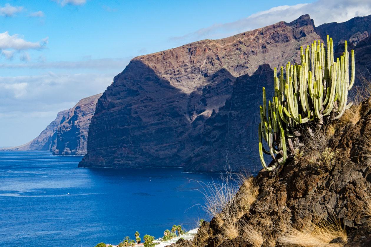 Como ir a los Acantilados Los Gigantes en Tenerife