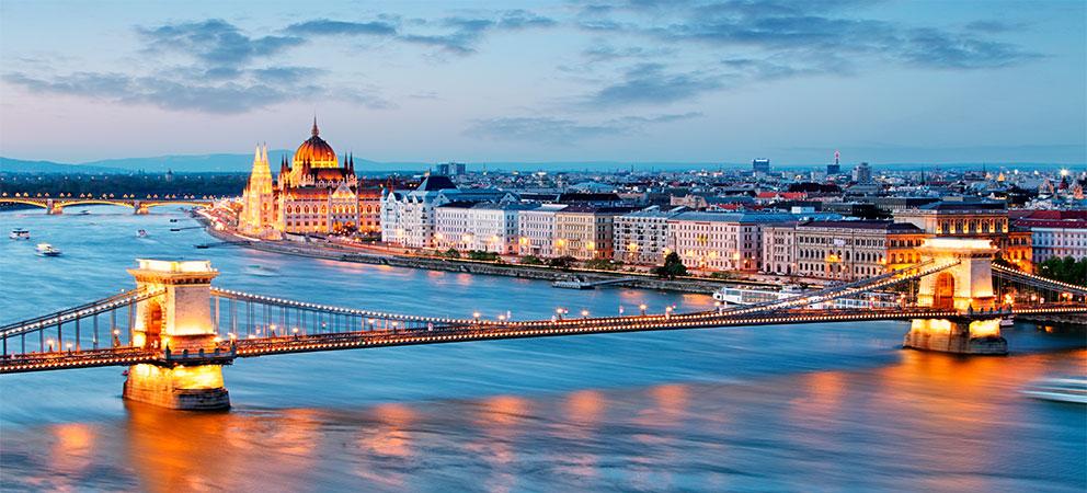 Panoramica de Budapest