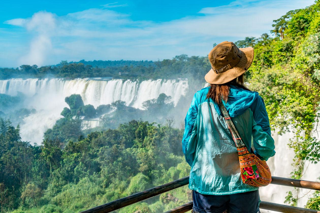 Viaje a Cataratas de Iguazu