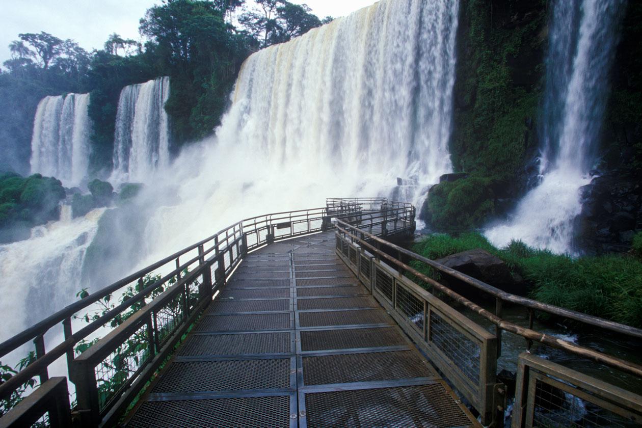 Donde estan las Cataratas de Iguazu