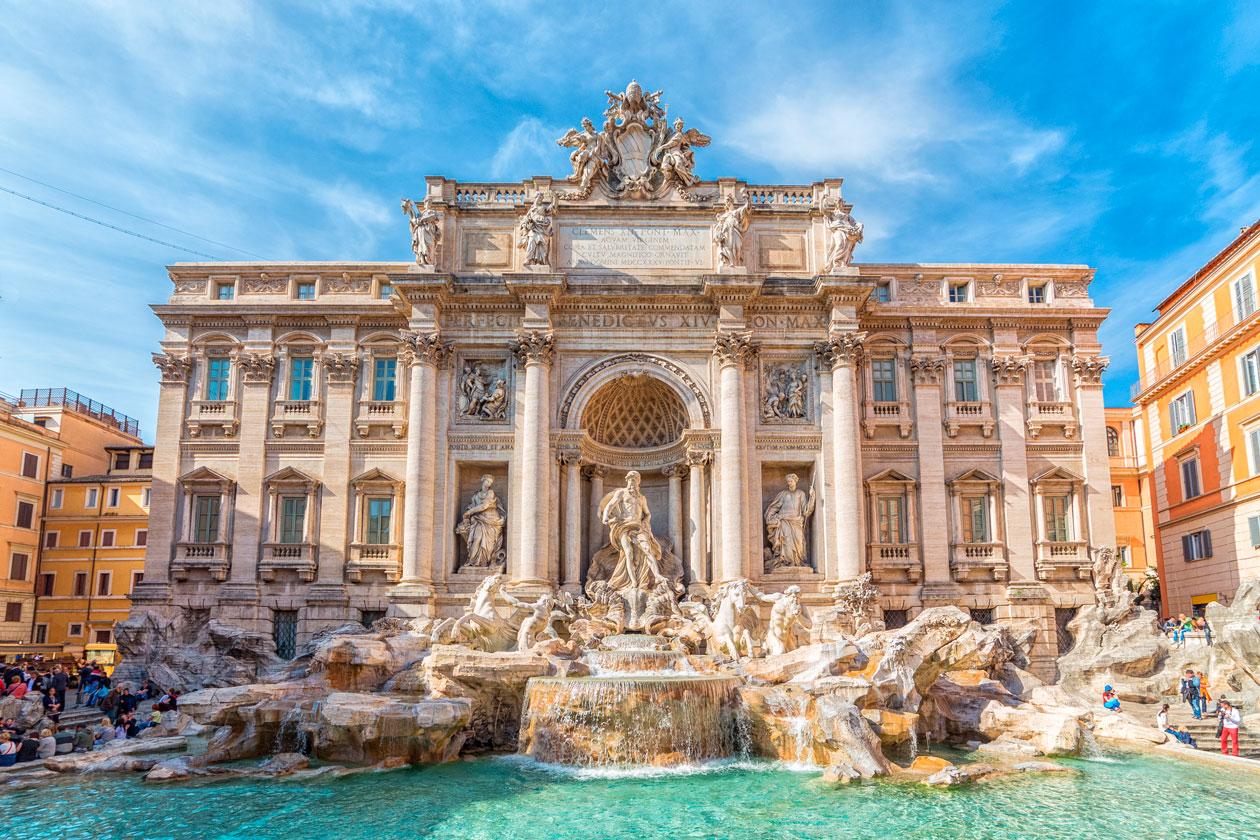 Visitas de Roma
