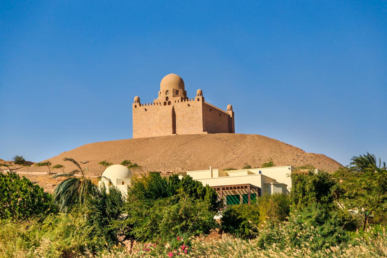 Que visitar en Aswan