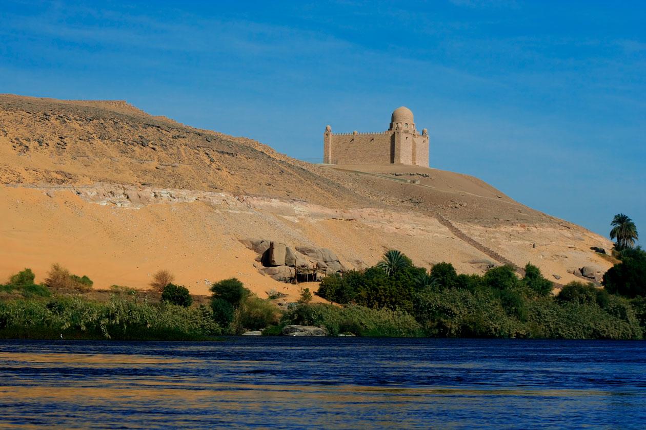 Que ver en Aswan