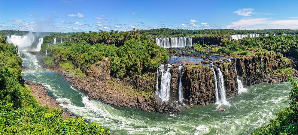 Visitar Cataratas de Iguazu