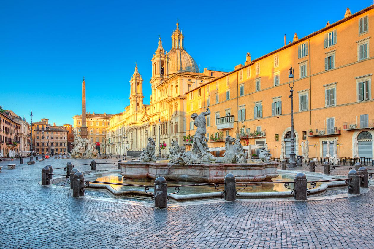 Lo principal de Roma