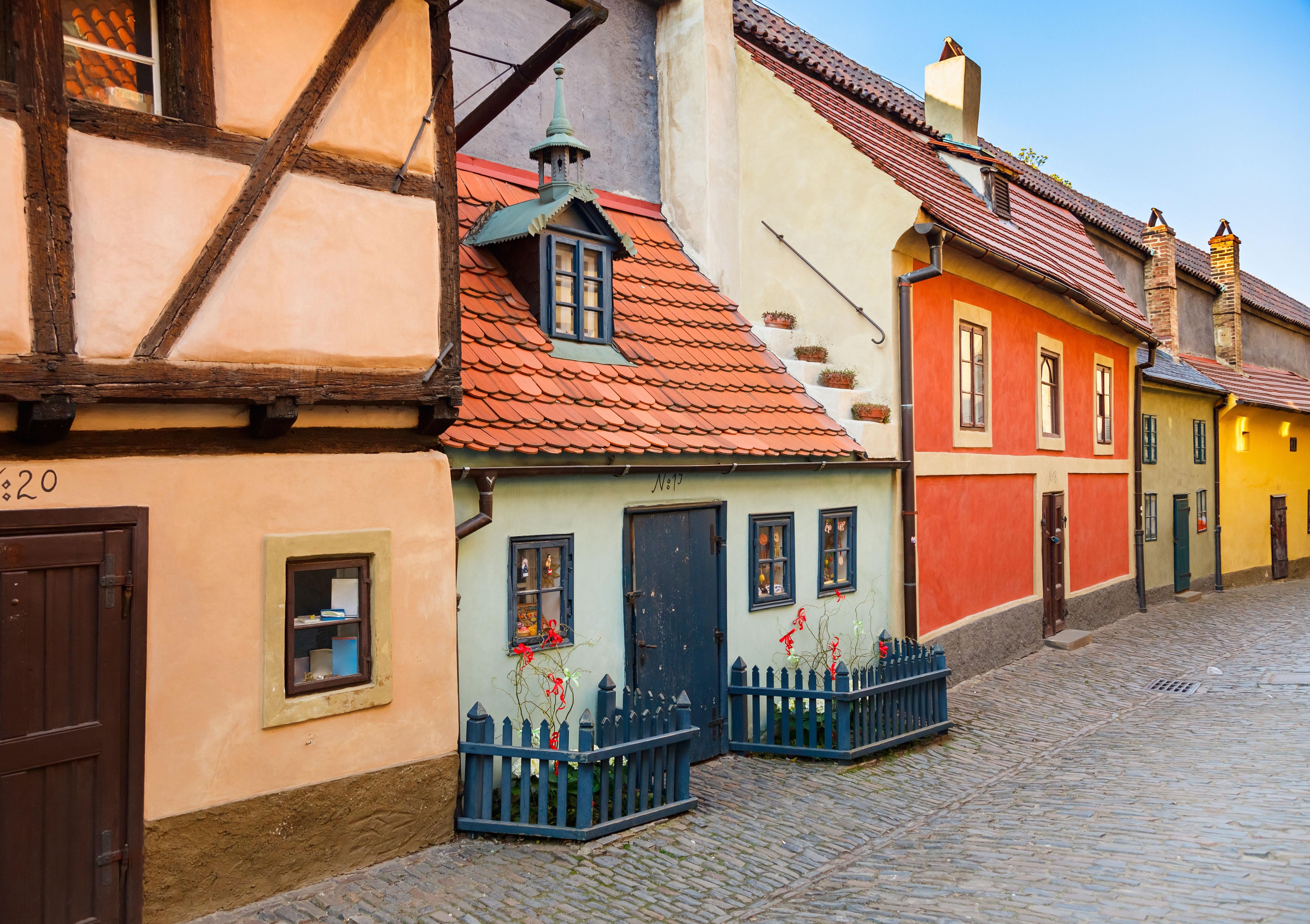 Visitar Praga Museo Nacional