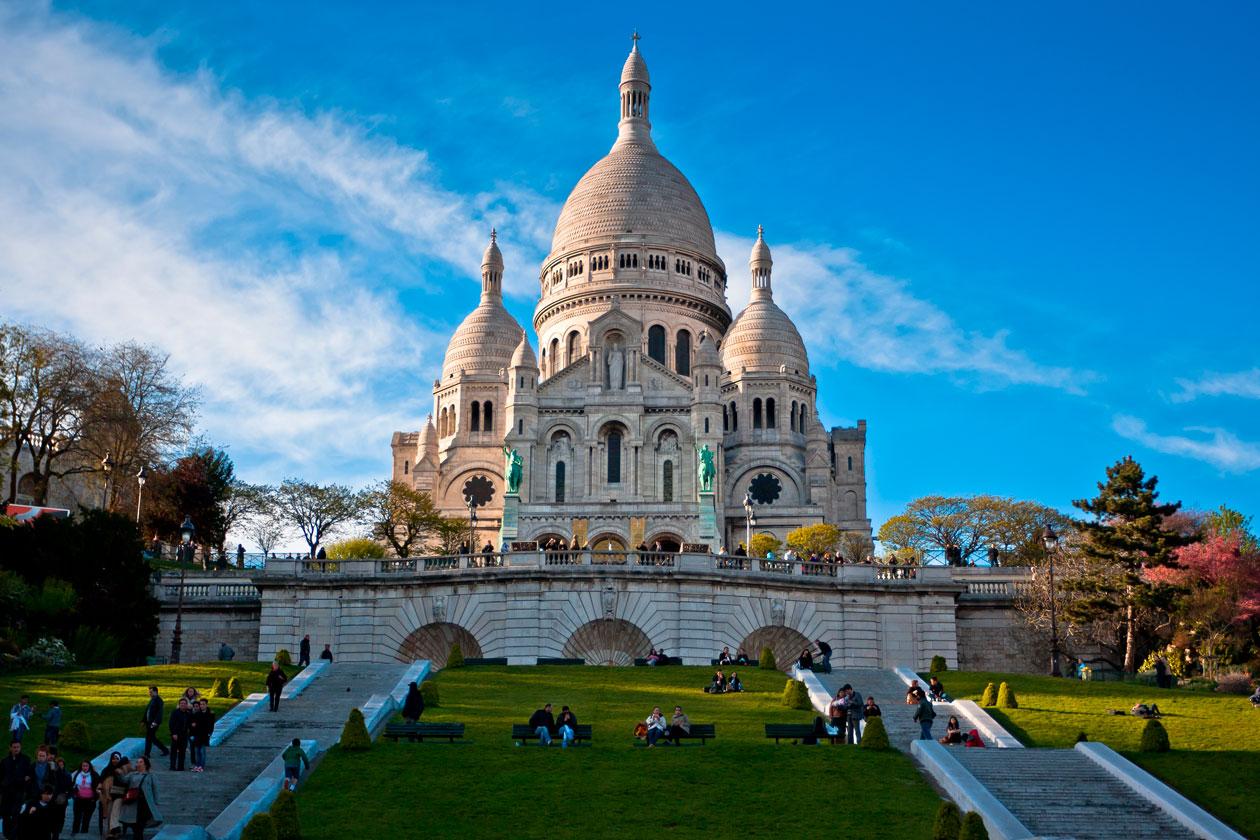 Que ver de Paris