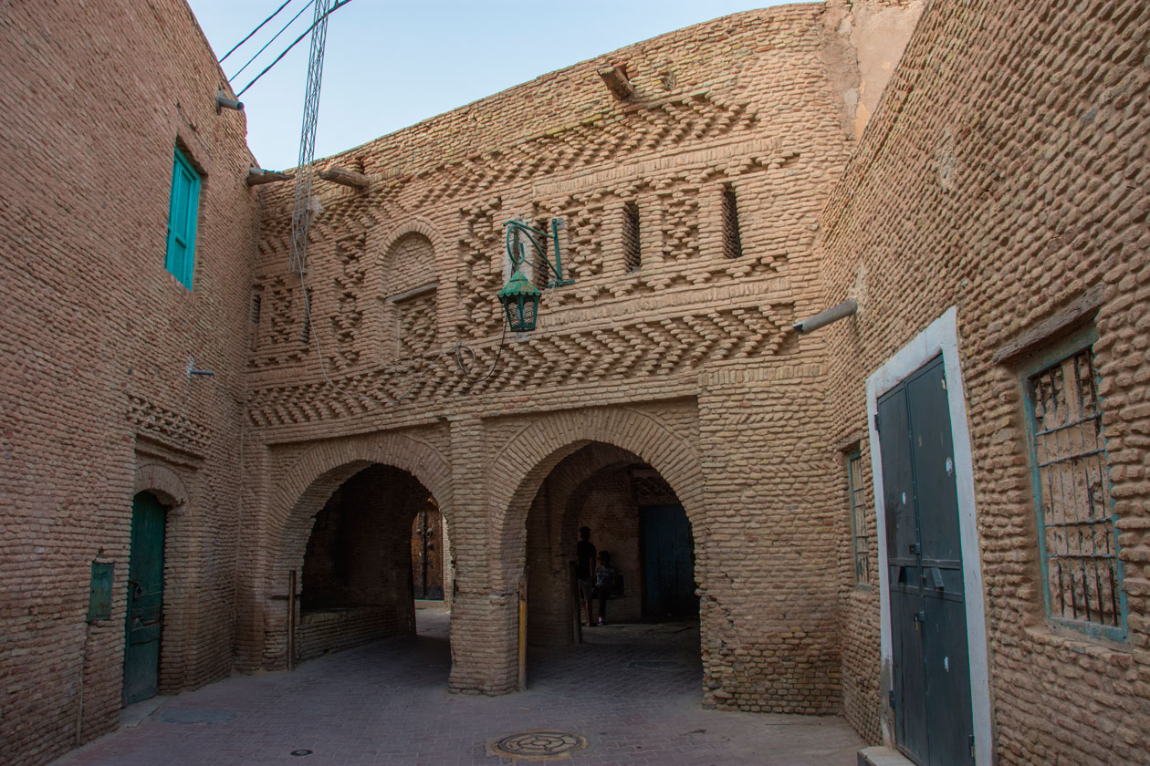 La Medina de Tozeur