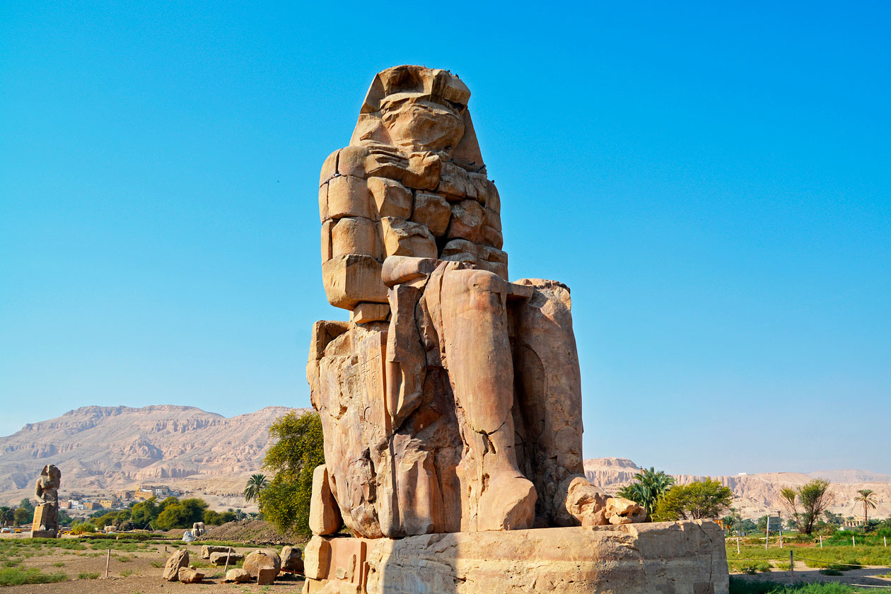 Visitas en Luxor