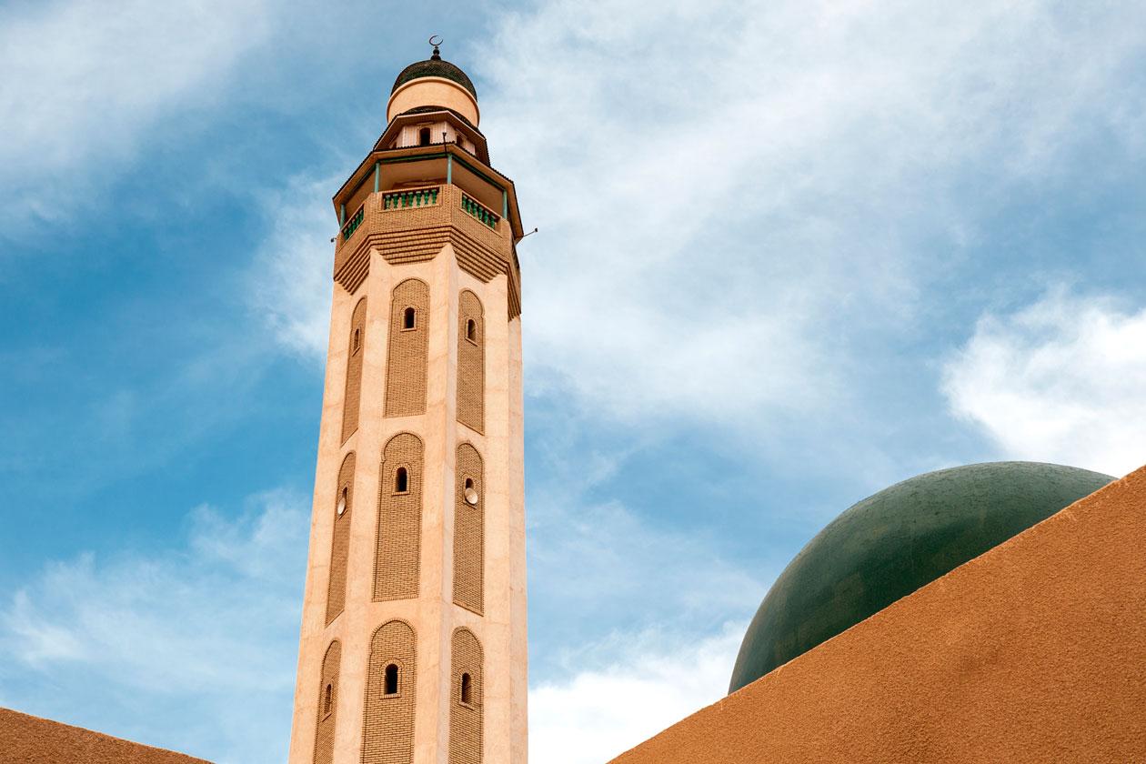 Minarete de Tozeur