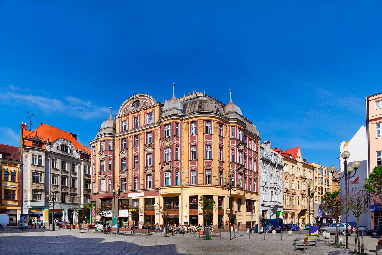 Pasear por Ostrava