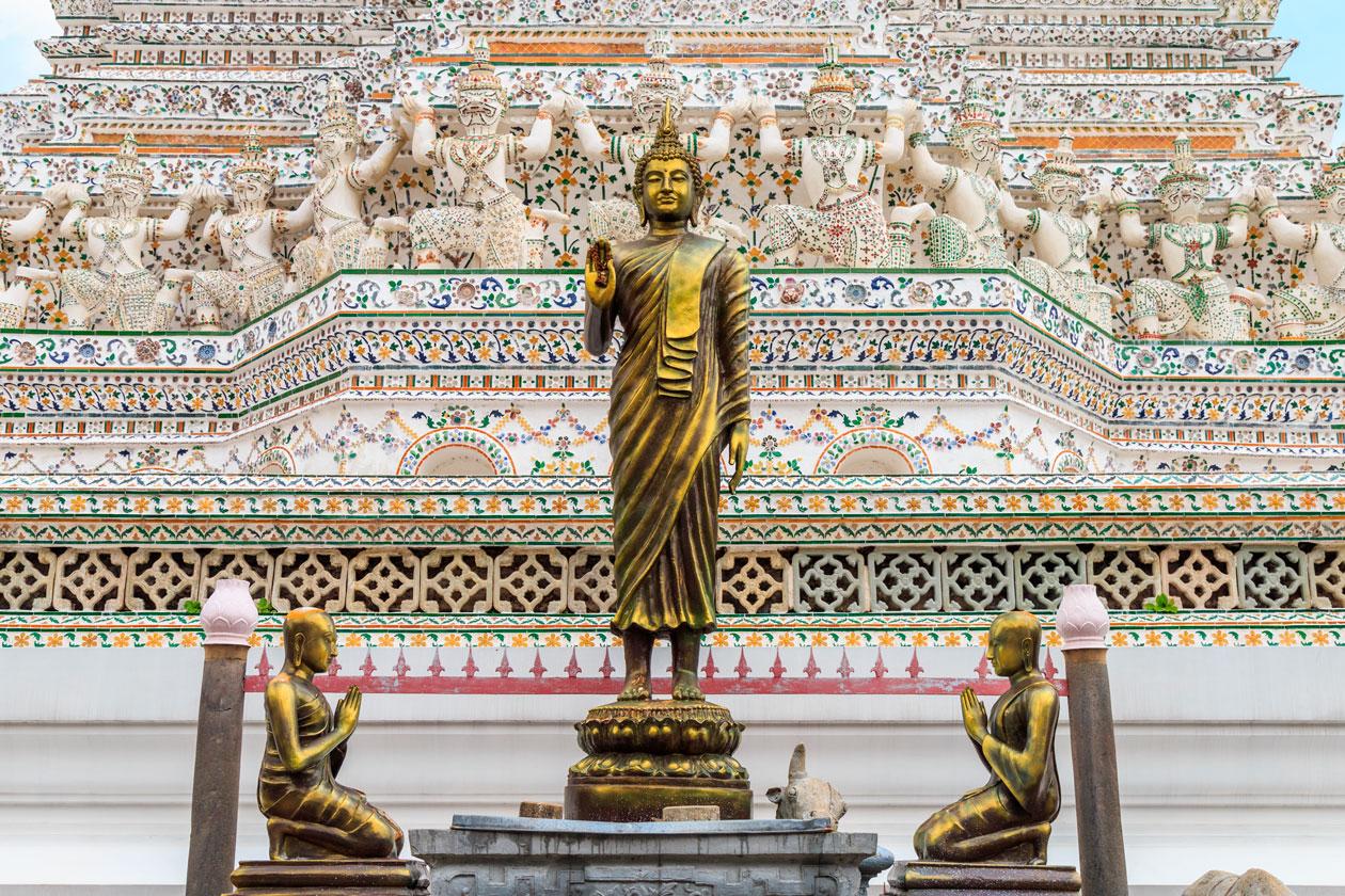 Como es el Wat Arun