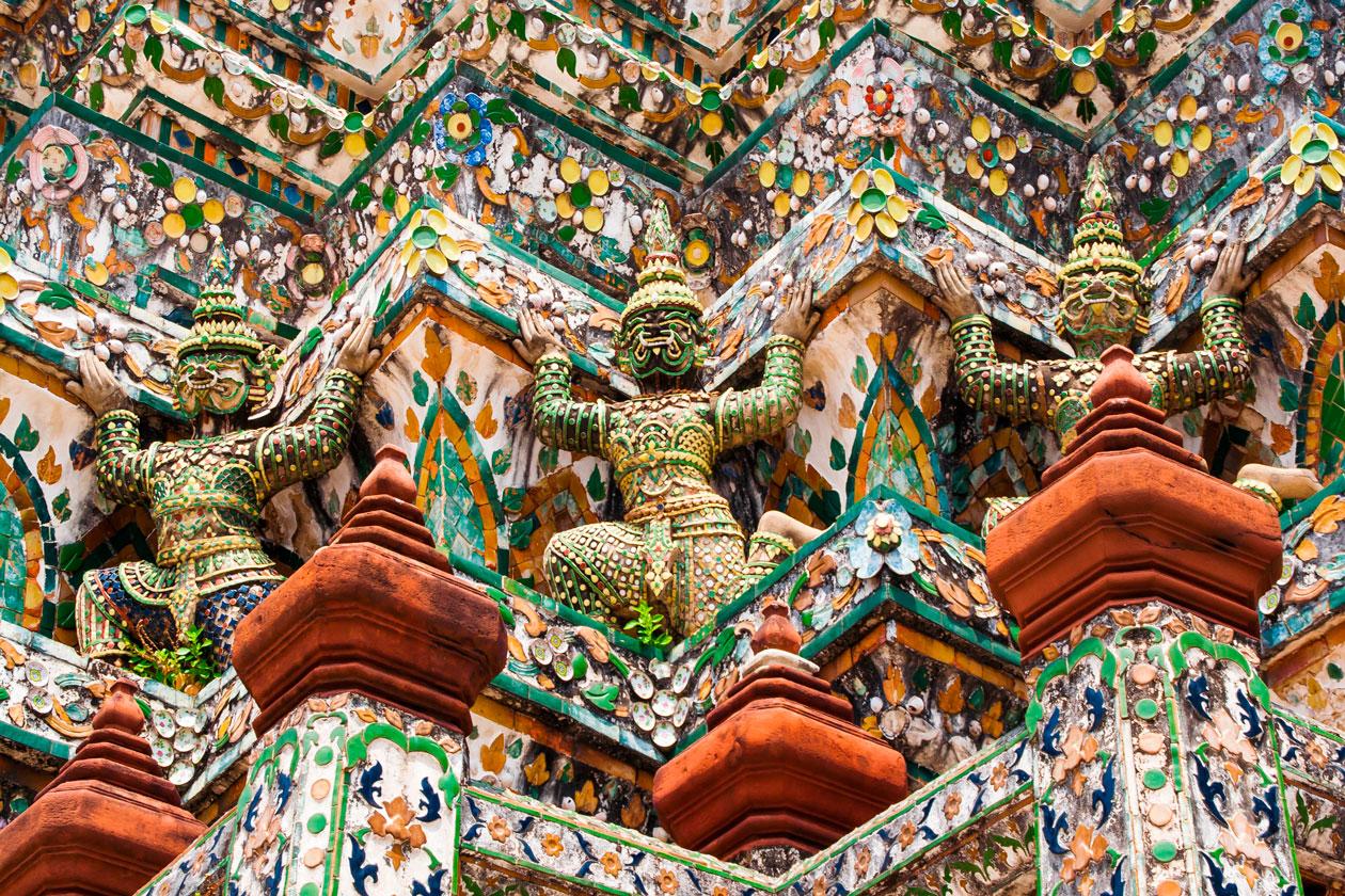 Conocer el Wat Arun