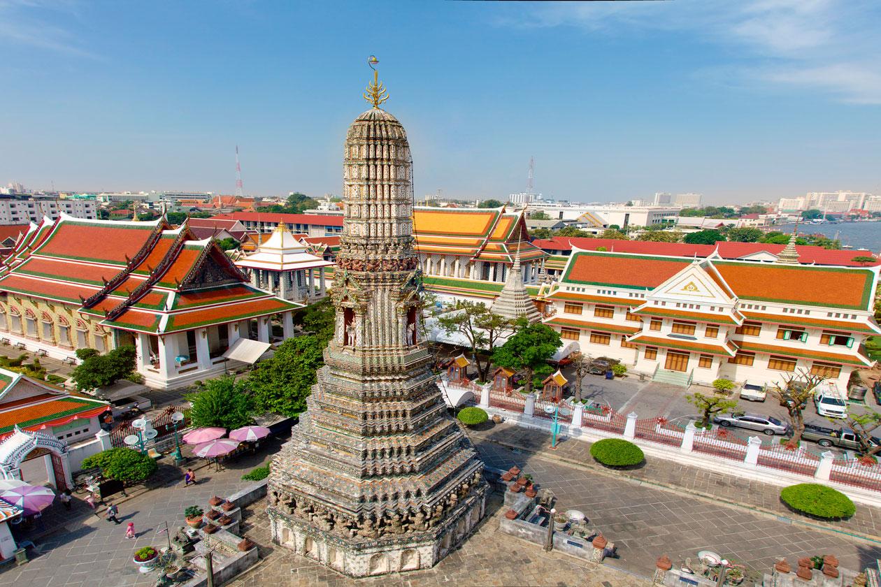 Como ir al Wat Arun