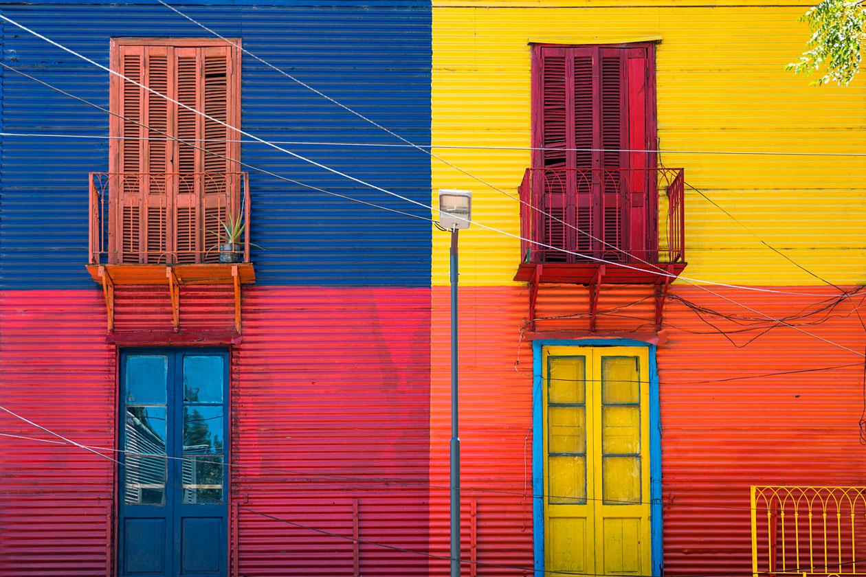 Visitar Caminito en Buenos Aires