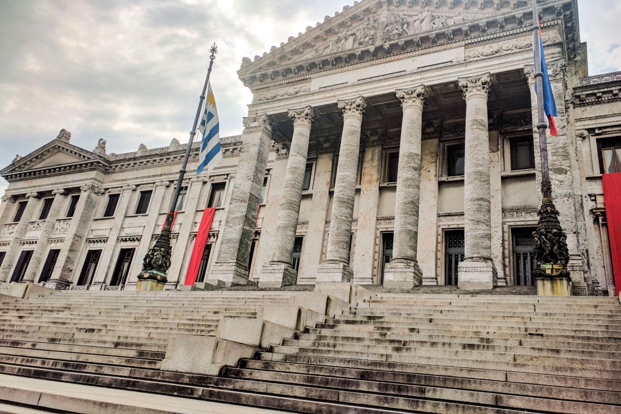 Visitas en Montevideo