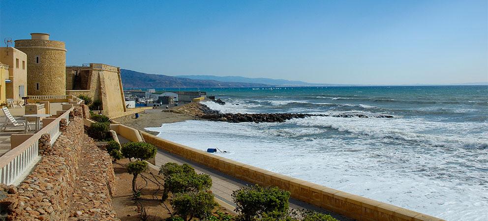 Roquetas de Mar en Almeria