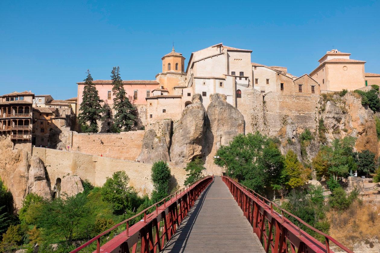 Conocer el Puente de San Pablo en Cuenca