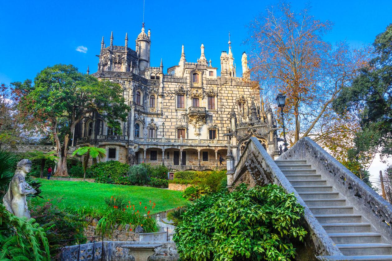 Tour a Sintra desde Lisboa