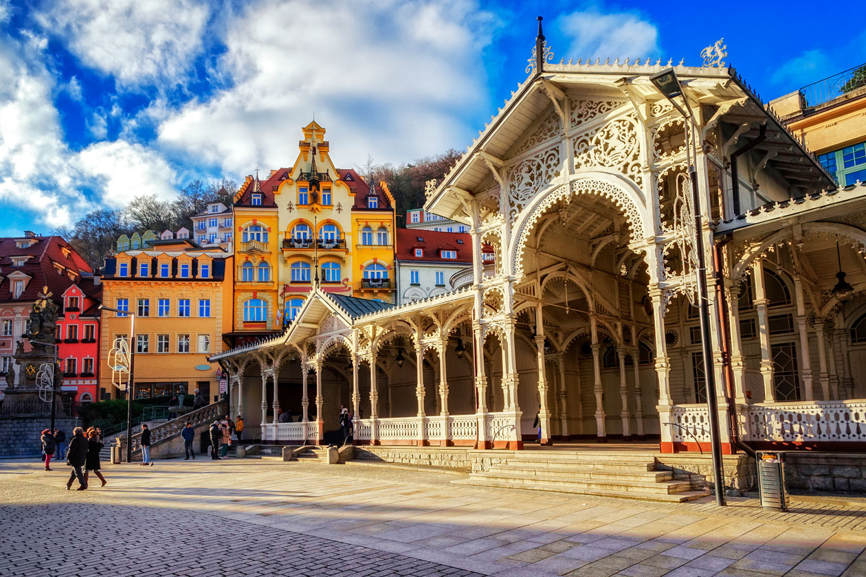 Spa de Karlovy Vary