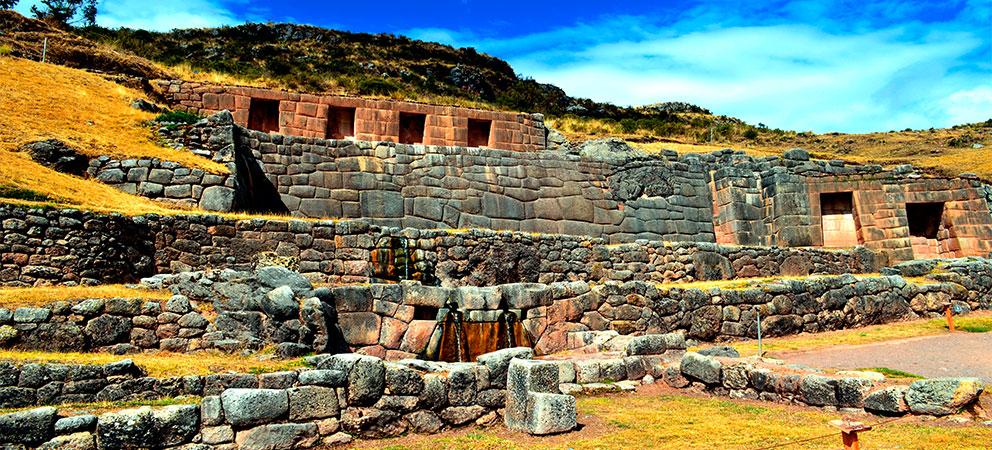 Alrededores de Cuzco en Peru