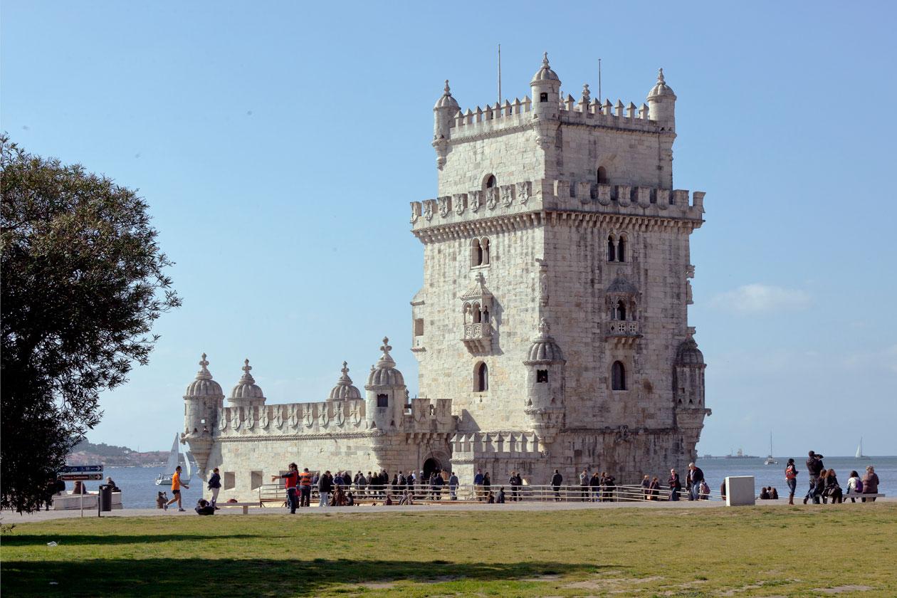 Como es la Torre de Belem