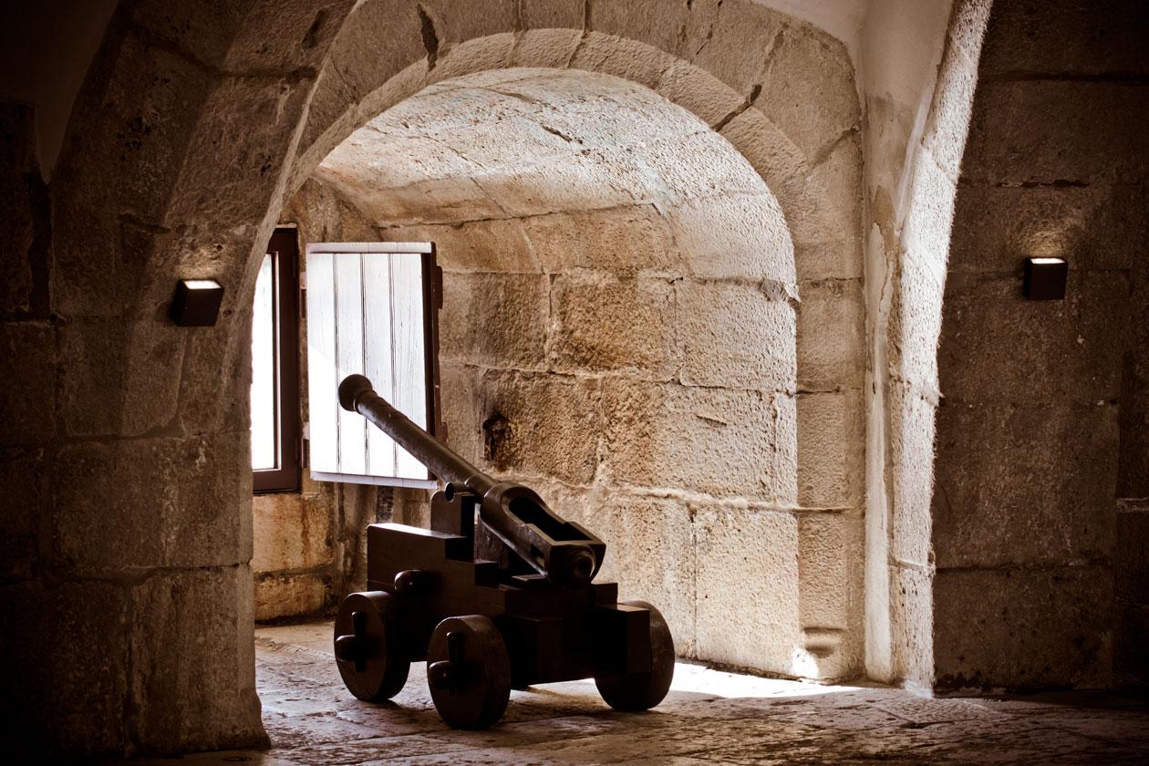 Interior de la Torre de Belem