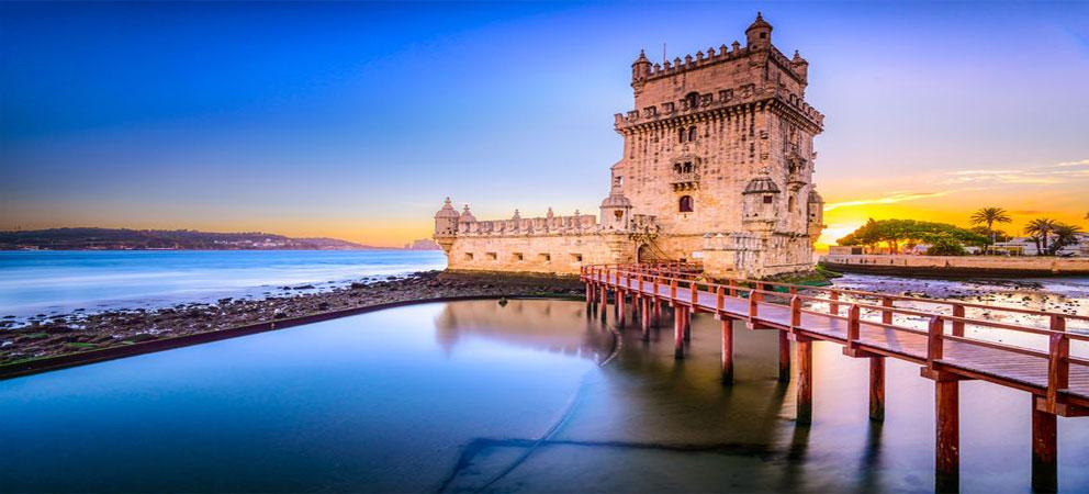 Como es la Torre de Belem de Lisboa