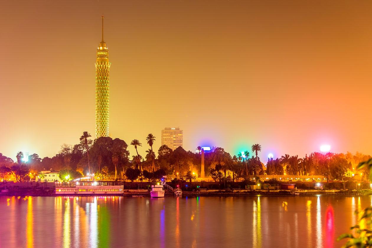 Como es la Torre del Cairo