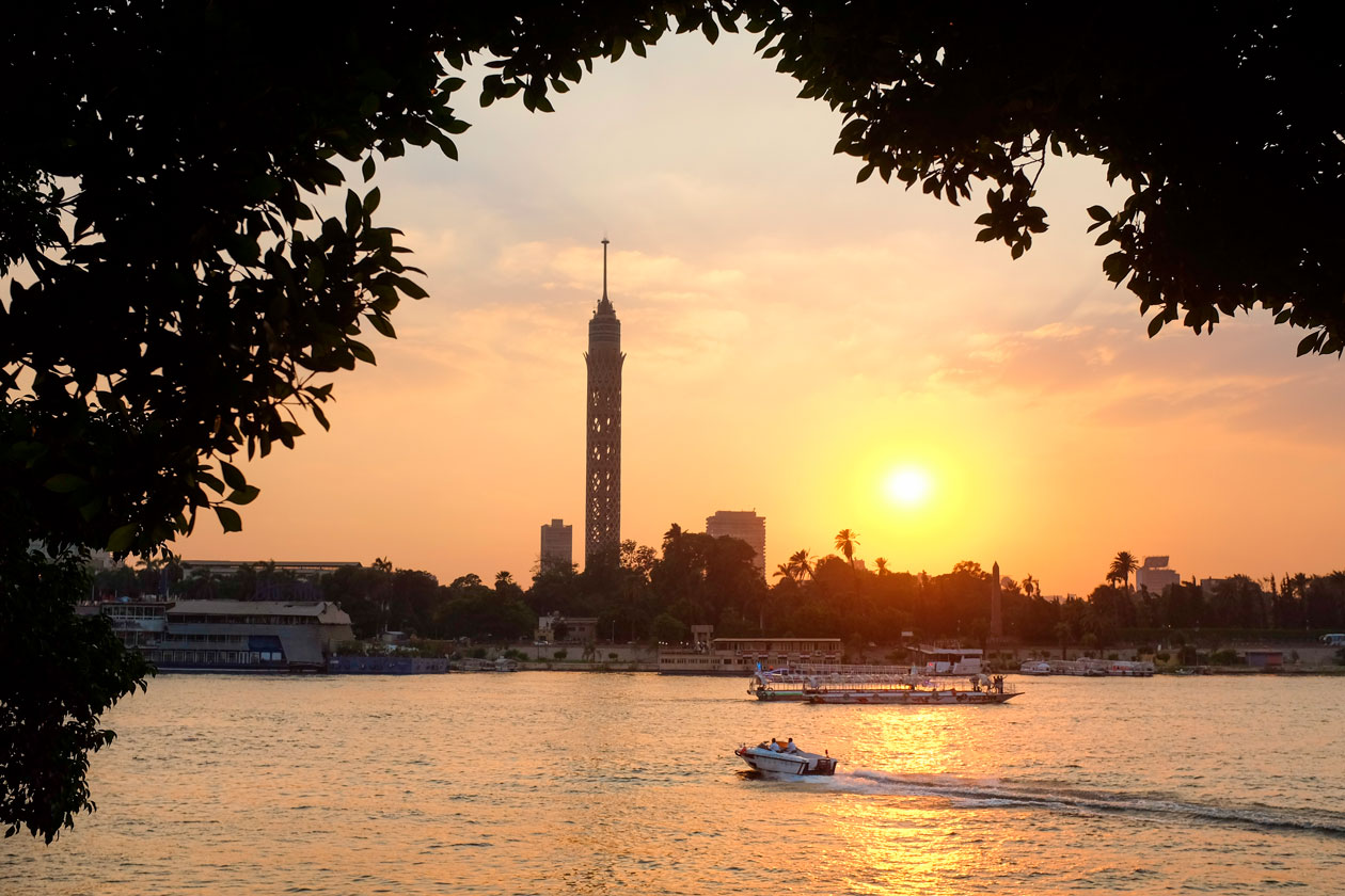 Conocer la Torre del Cairo