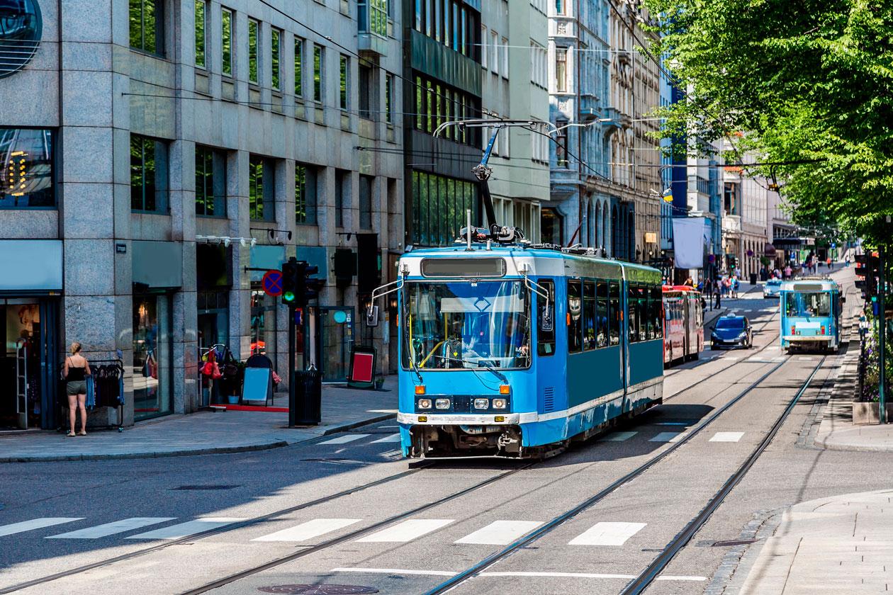 Como es Oslo