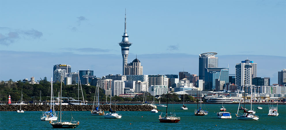 Conocer Auckland
