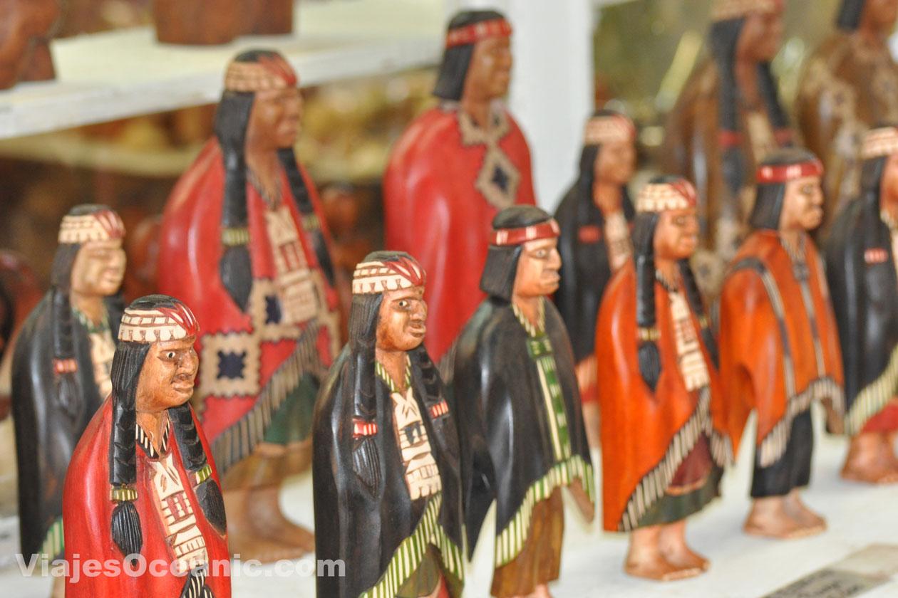 Centro Artesanal los Dominicos en Santiago de Chile