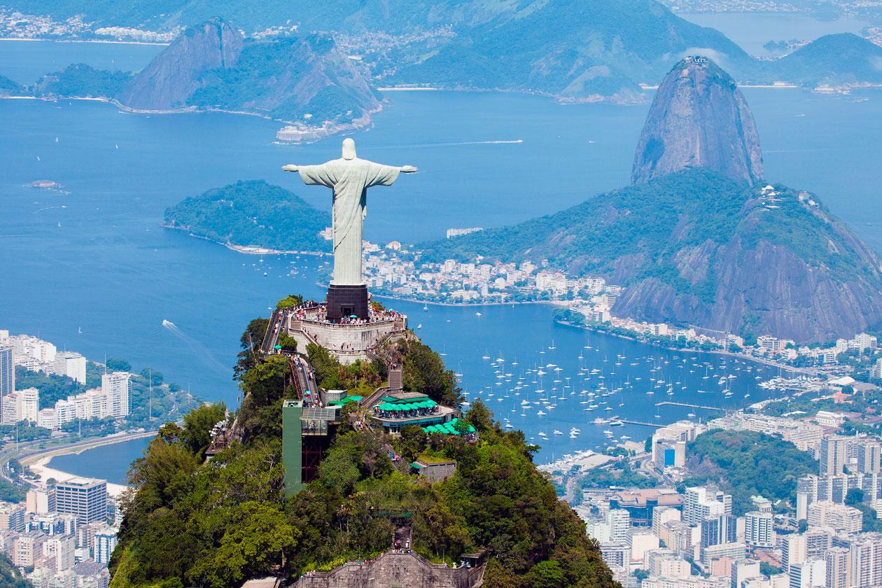 Cristo Redentor de Rio de Janeiro