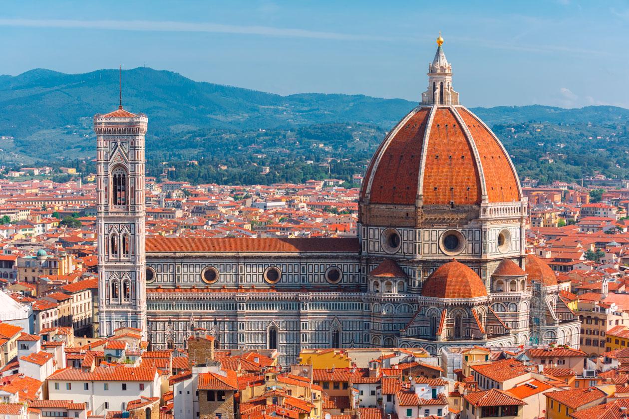 Duomo Santa Maria del Fiore de Florencia