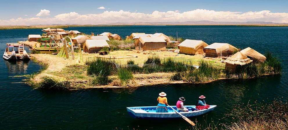 Visitas desde Puno