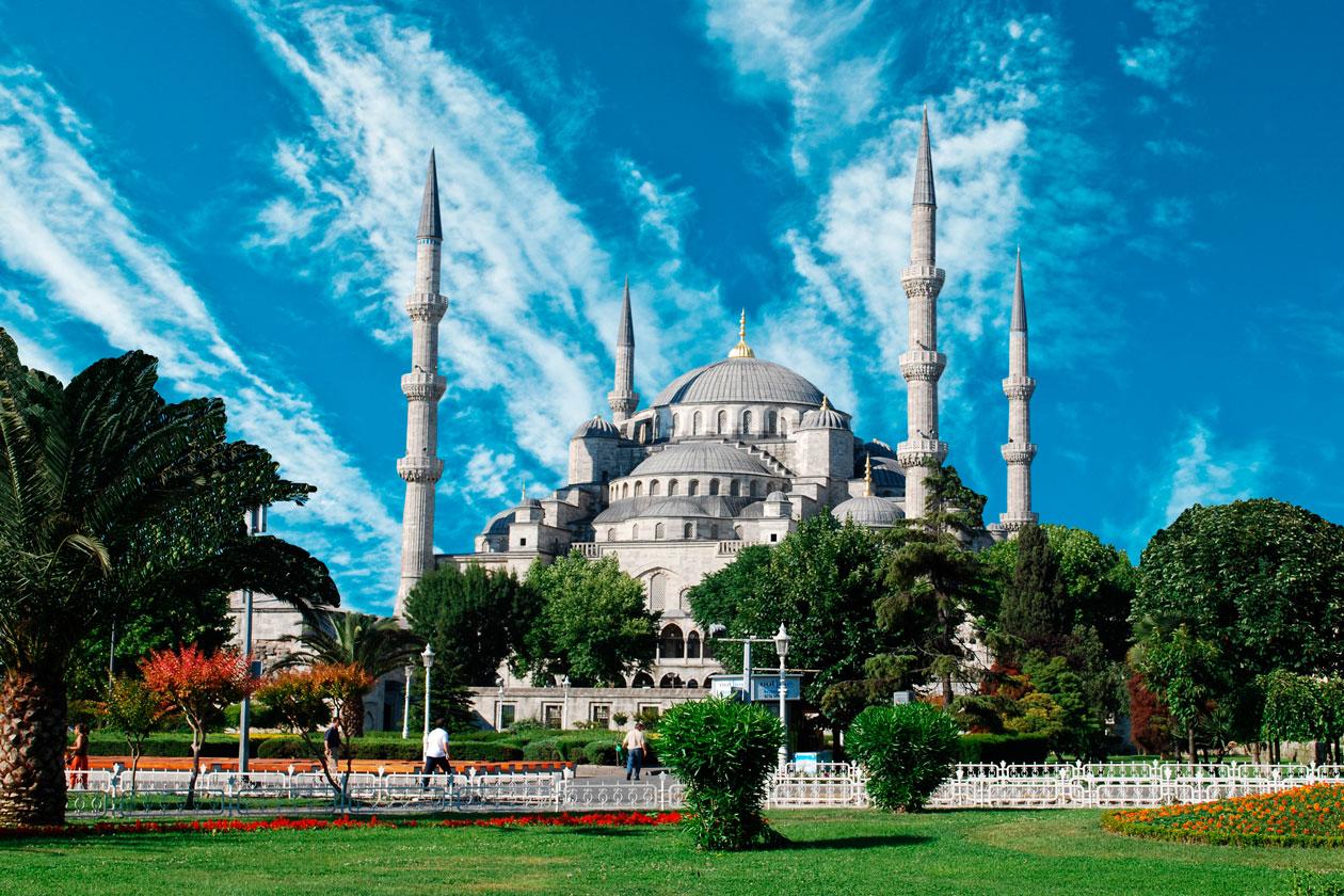 Visitas en Estambul