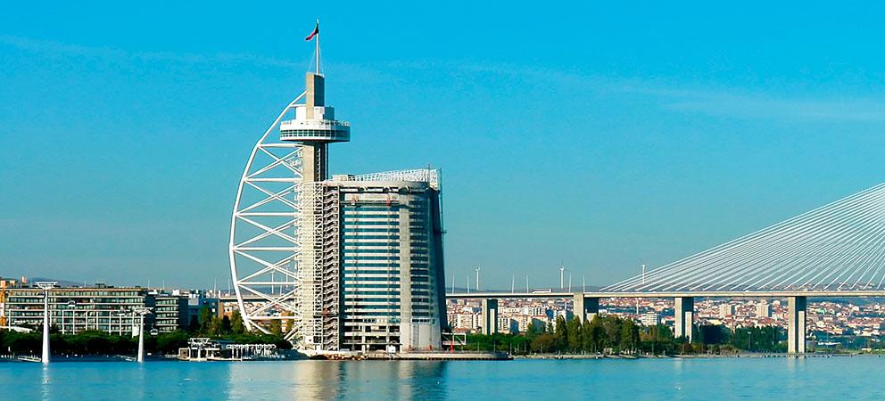 La torre mas alta de Portugal