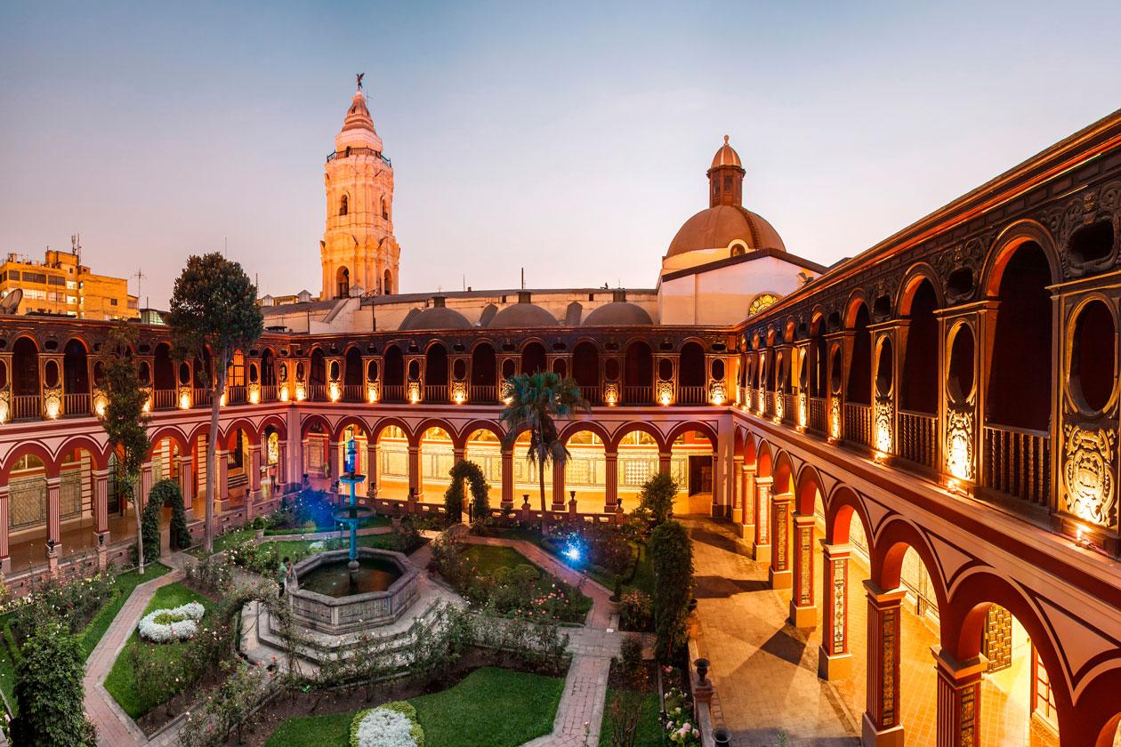 Visitas en Lima