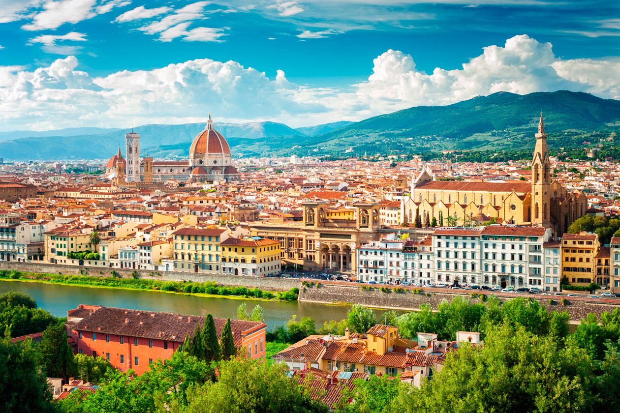 Panoramica de Florencia