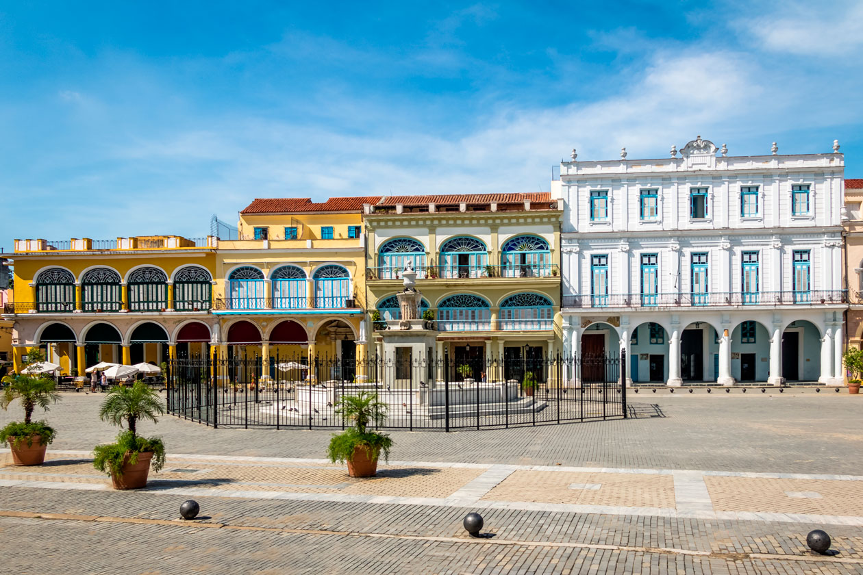 Pasear por La Habana