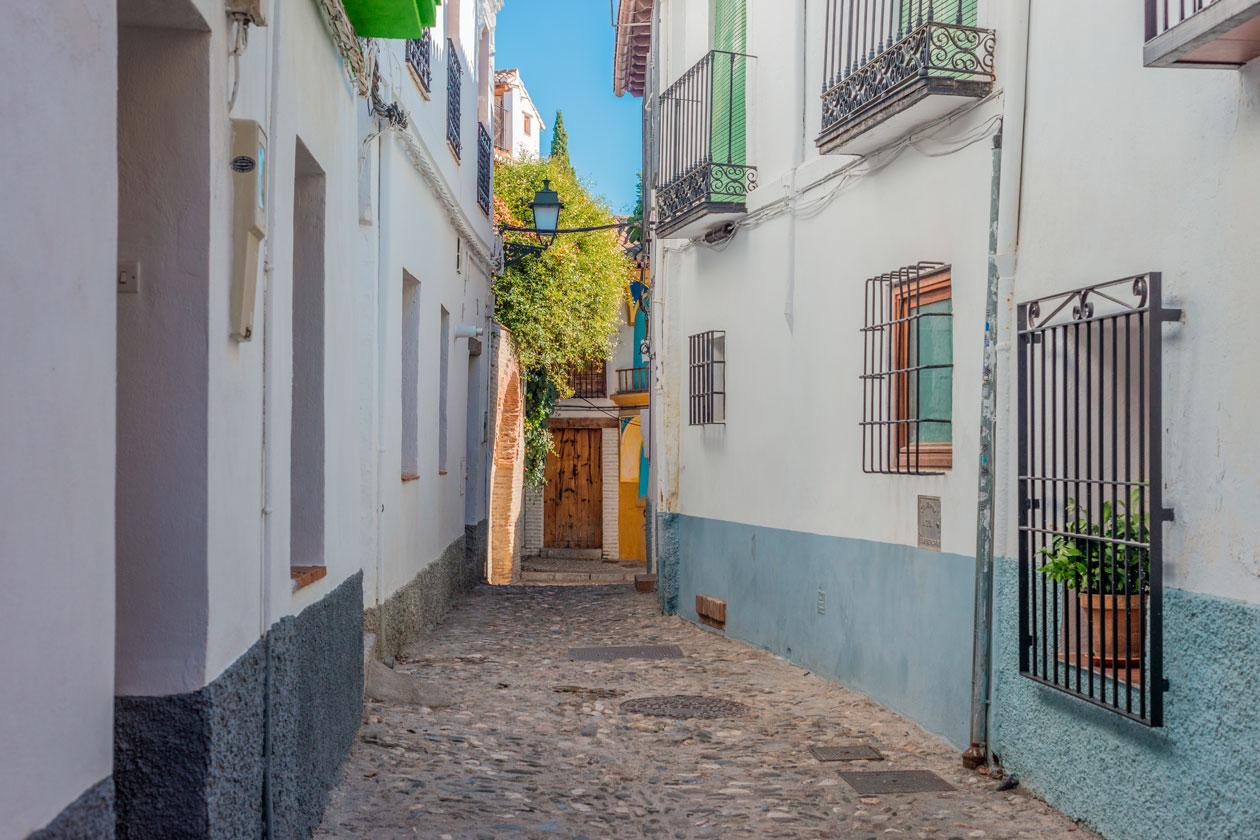 Como es Granada