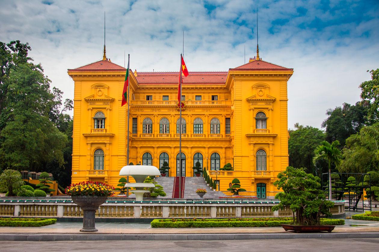 Casa de la Opera en Hanoi