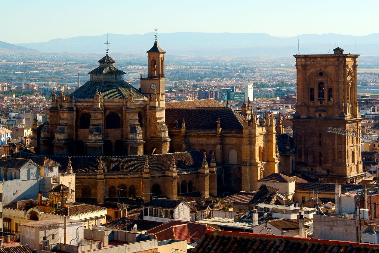 Como es la catedral de Granada