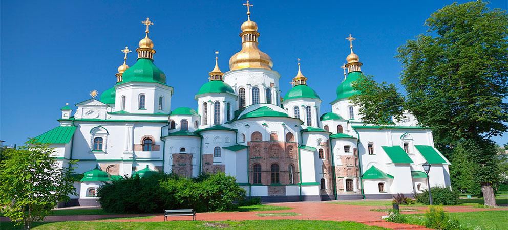 Catedral de Santa Sofia en Kiev